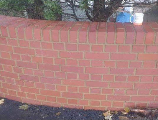 block brick work